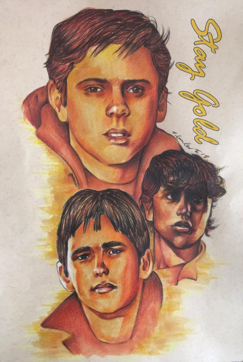 The Outsiders Stay Gold Ponyboy Matt Dillon By Billyboyuk On Deviantart Easily move forward or backward to get to the perfect spot. outsiders stay gold ponyboy matt dillon