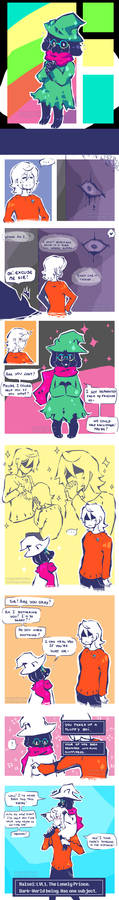 Undertale Reload: Ralsei The Lonely Prince