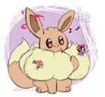 Pokemon: Gigantamax eevee