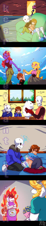 Undertale Reload: Years above ground 3