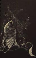 Starlight, starbright by Silenced-Dreams