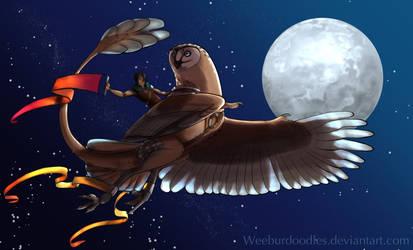 Moondancer by Silenced-Dreams