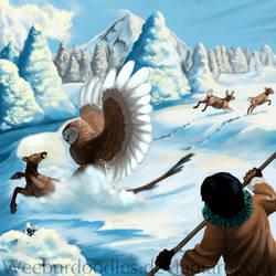 Tundra Takedown by Silenced-Dreams