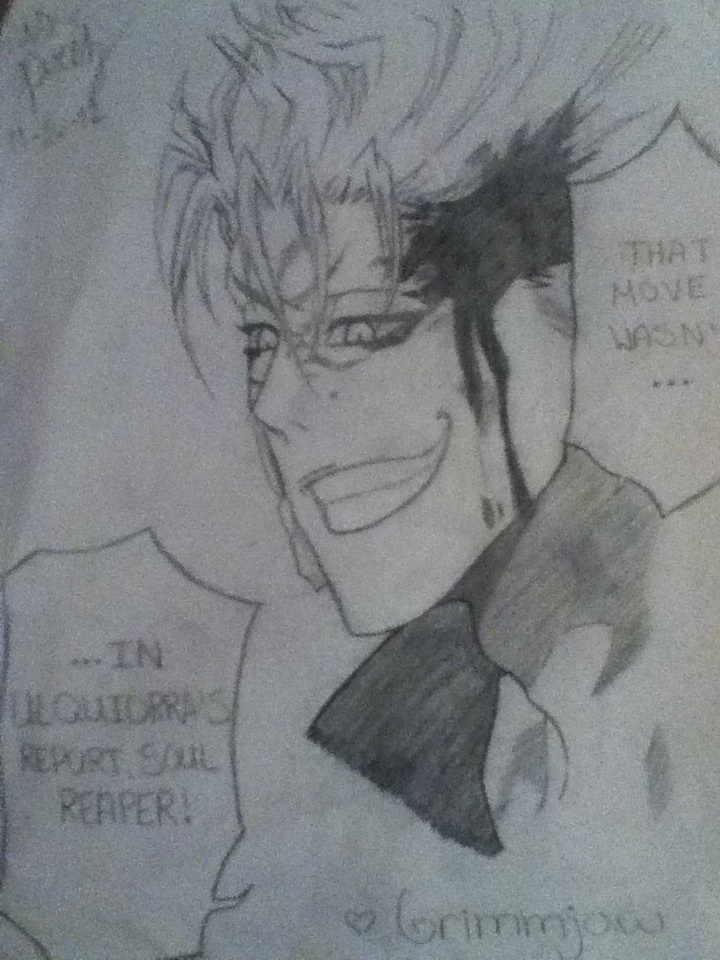 Grimmjow jaggerjack by Grimmy46