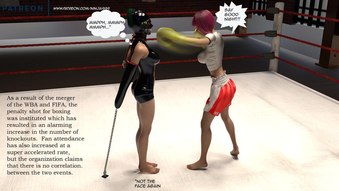Predicament Strappado Challenge by ninja99900