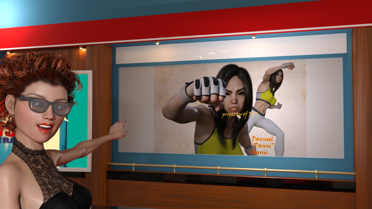 Boxing Beat 4 PP by ninja99900