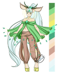 ~Auction Adopt~ Forest Jackelope