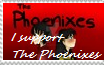 I support the Phoenixes by PhioneLover