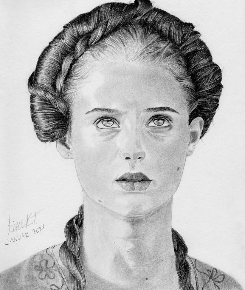 Sansa by EstherJones