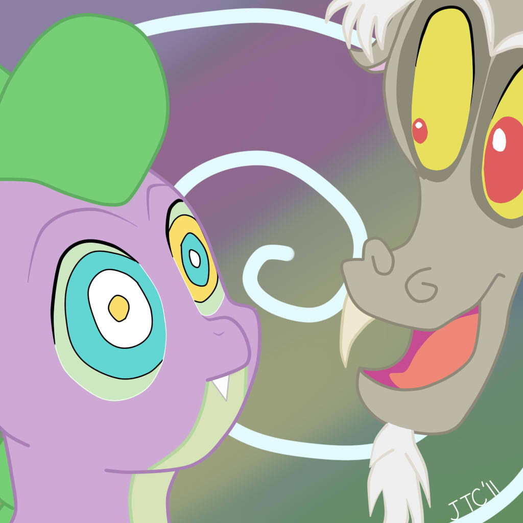 Spike Bedazzled by JimTheCactus