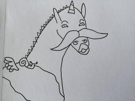 rhedosaurus redesign by kingkroc45 on DeviantArt | 350x467