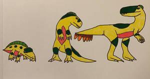 Megalosaurus Pokemon
