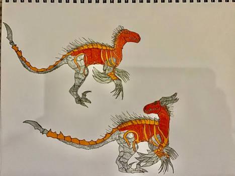 [COM] Demon Raptors