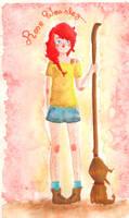 Rose Weasley by J-aimerais