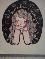 love by J-aimerais