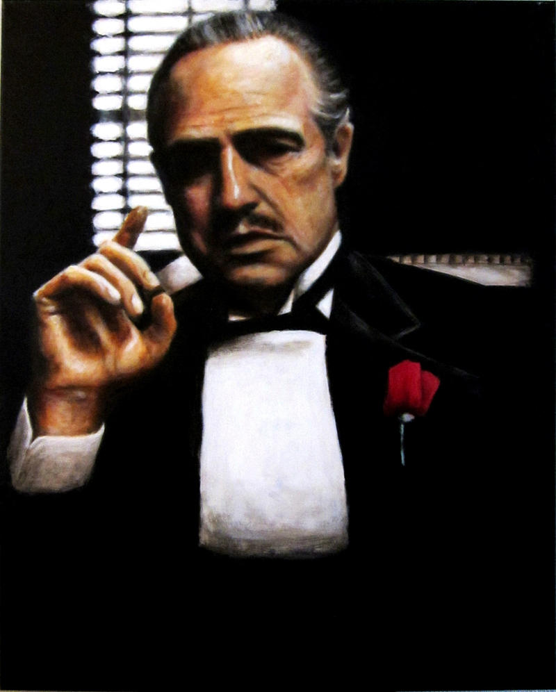 don Corleone by orokek...