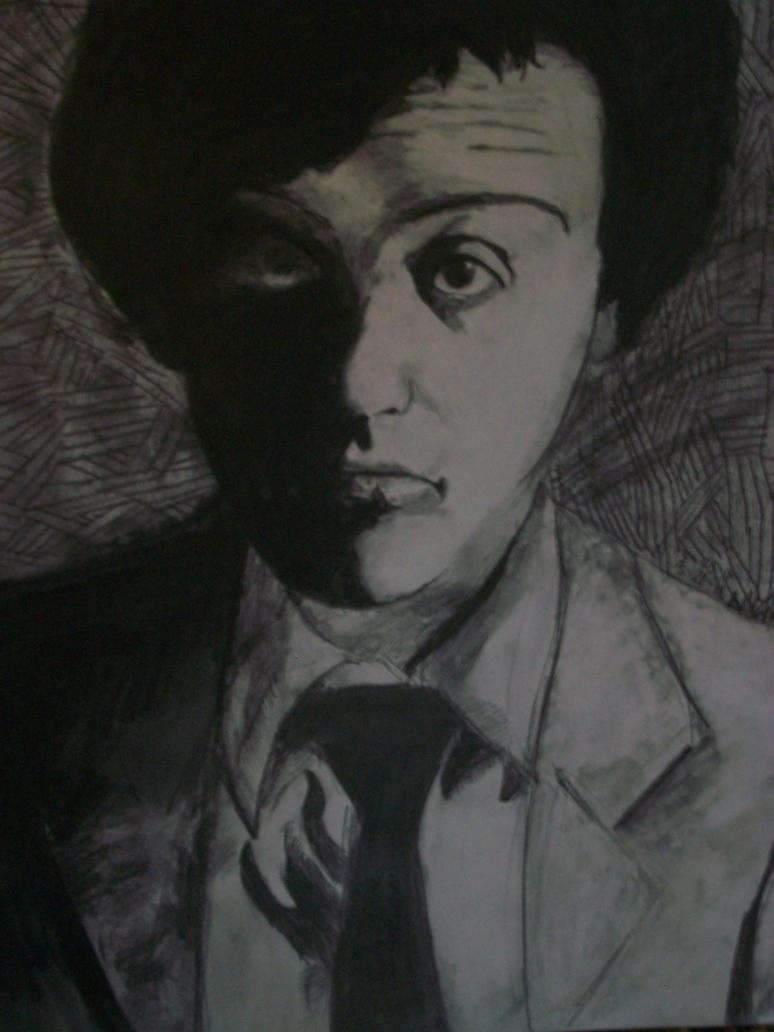 Billy Joel by DiCarloSketch