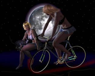 Final frame no speech balloon by MuscleWomen-Planet