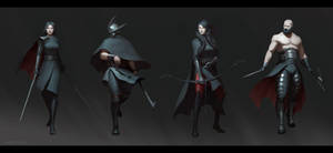 Hunting Party Concepts