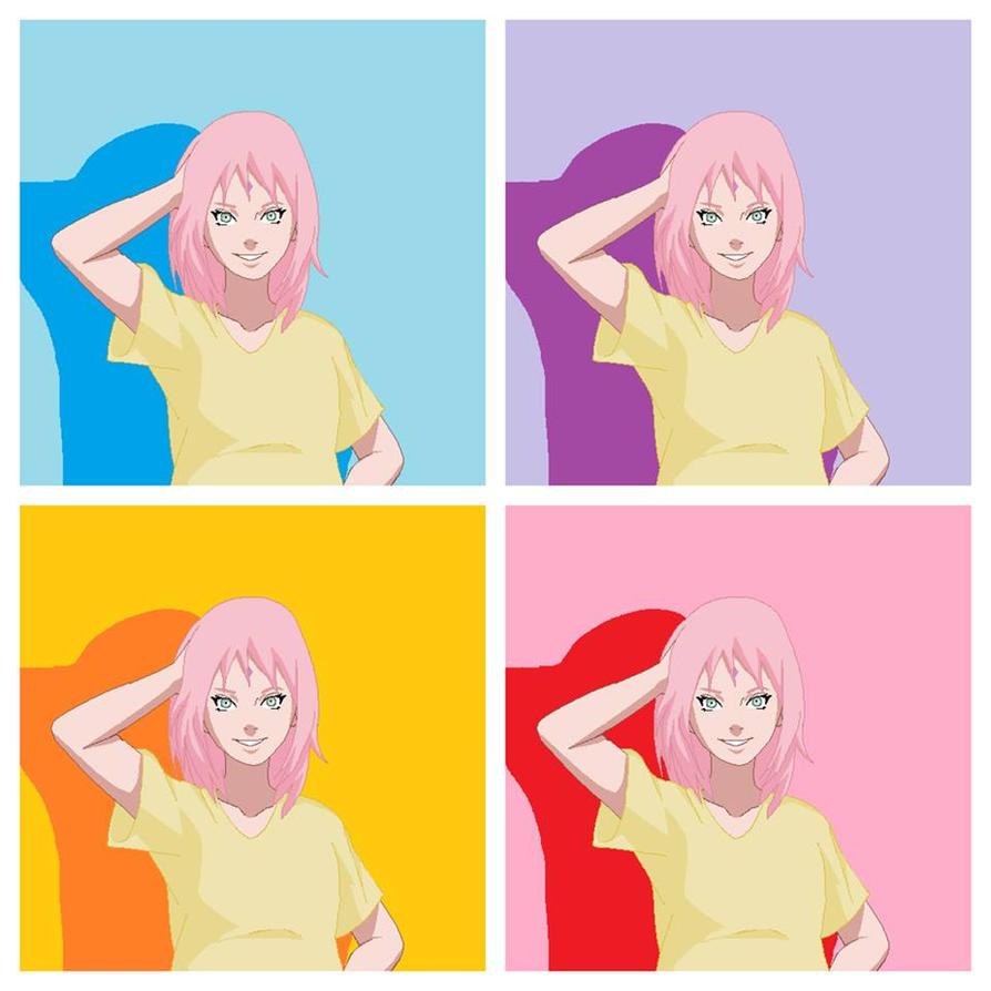 Sakura by MaikoCrane