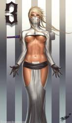 Halibel Espada by Zeronis