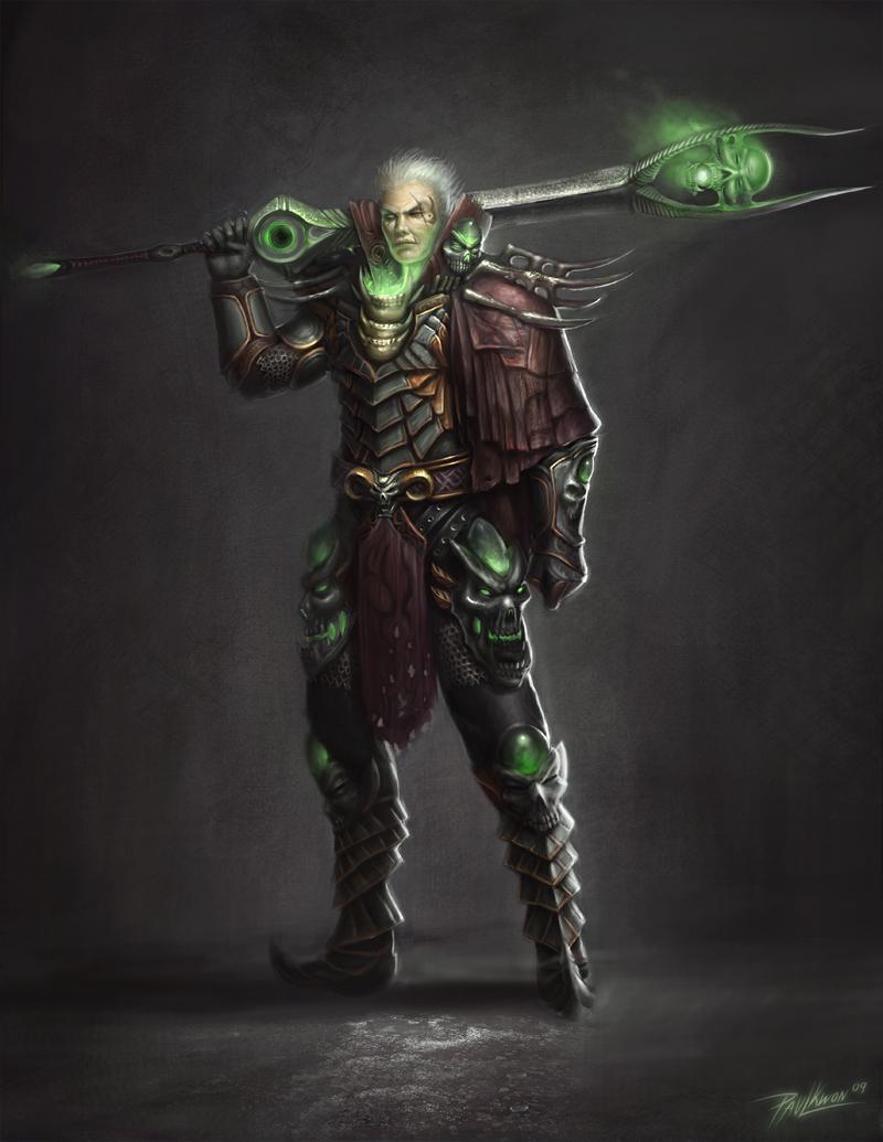 Diablo Class Death Knight