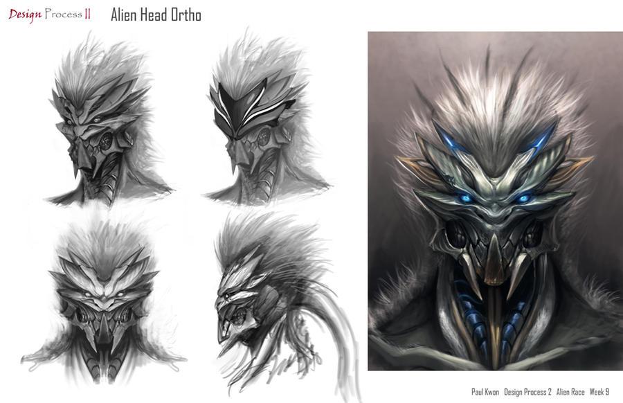 Eztrak Final Head by ZeroNis