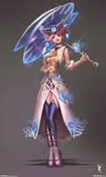 Pamina Character 1
