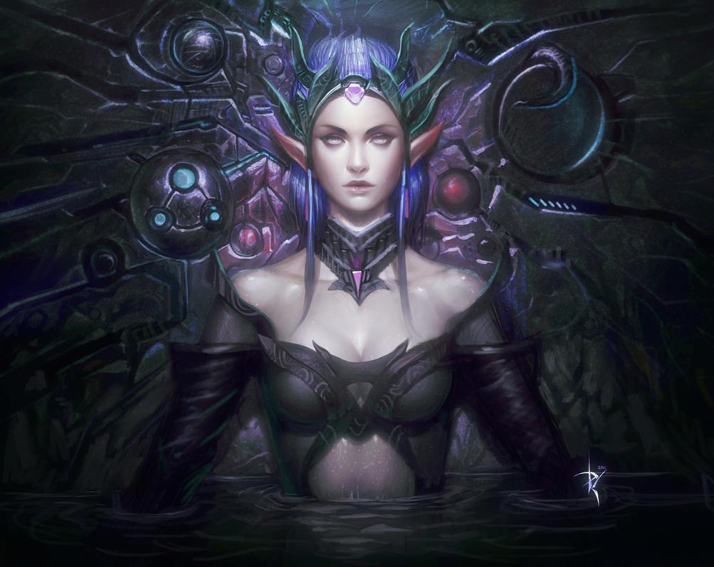 SciFantasy by Zeronis