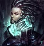 Cyborg Lady