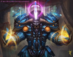 Paladin Protection Ability by Zeronis