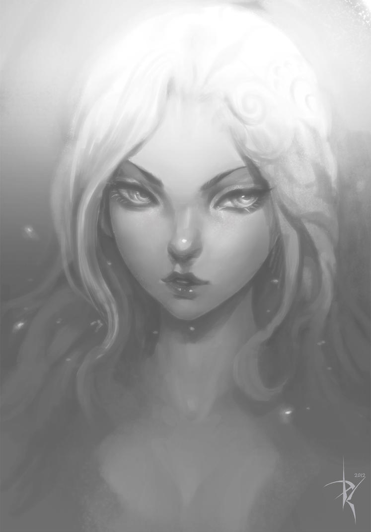 Gals Face by ZeroNis