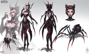 Elise The Spider Queen