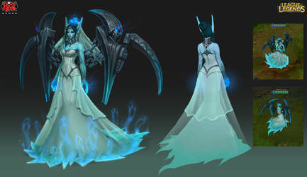 Ghost Bride Morgana RiotZeronis