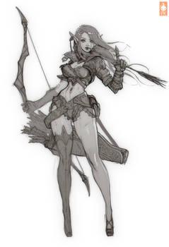 Archer Lady Sibill