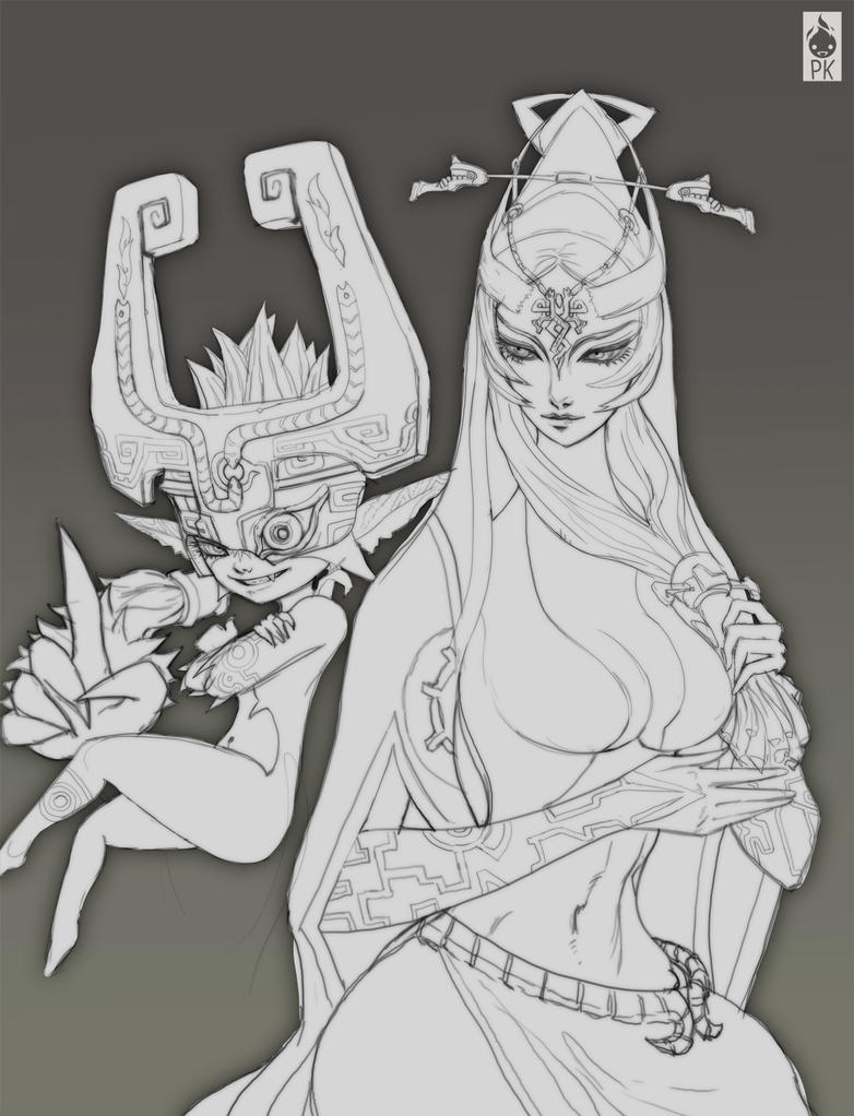 MIDNA WIP PK Zeronis by Zeronis