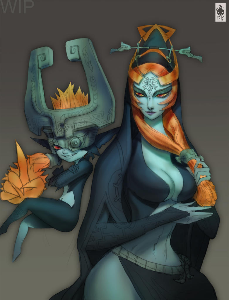 MIDNA WIP 1    PK Zeronis by Zeronis