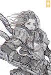 Lancer Girl PK Zeronis