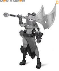 Kira Mekanizer by Zeronis