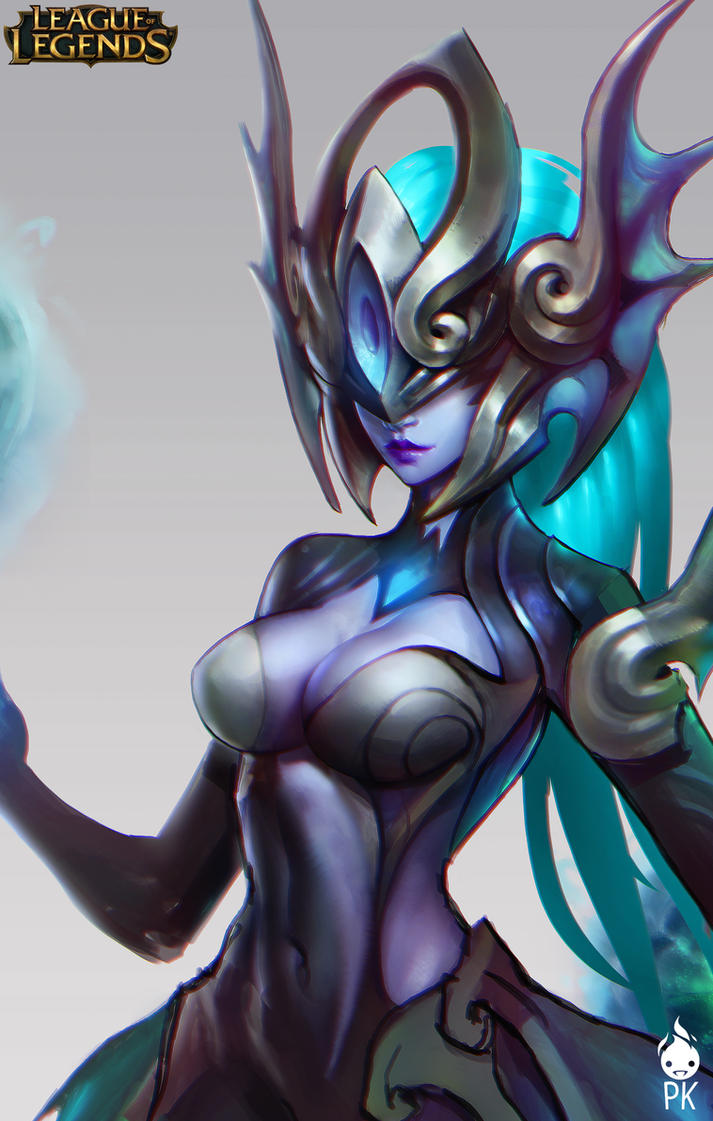 Bad Riven Cosplay A Frosted Cake