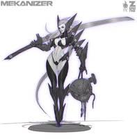Shira-4 Mekanizer Full Version by Zeronis