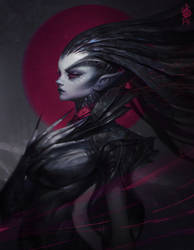 Vamptress by Zeronis