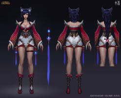 Ahri Concept Zeronis PK by Zeronis