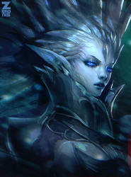 Ice Queen by Zeronis