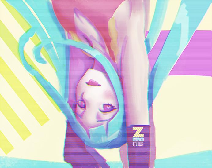 MEMEME Blu girl