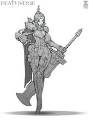 Lilith Dyer Sketch 01