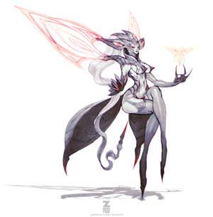 Lucila - Deathverse 01