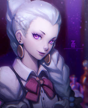 Death Parade Nona Portrait 01
