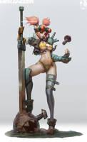 Mekanizer Alice-5