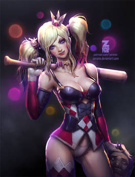 Harley Quinn - NSFW Optional